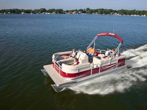 2012 Sweetwater SW 2086
