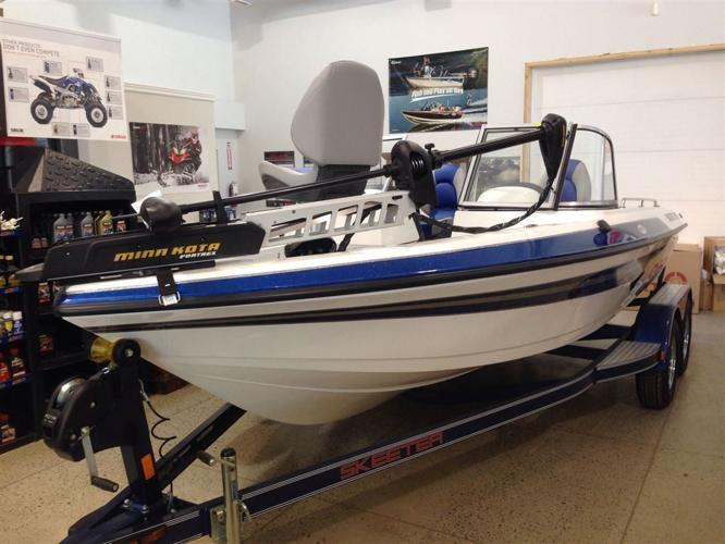 2012 Skeeter Products WX1900 - INSTOCK! BOAT & TRAILER SPECIAL!, $27,995 - Midland