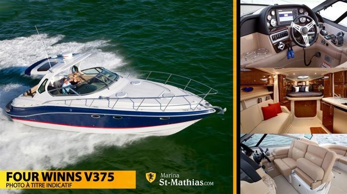2014 Four Winns 375 VISTA - St-Mathias-Sur-Richelieu