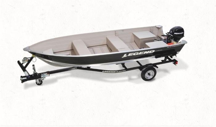 2005 Legend Boats Ltd Long and Wide Body standard - HANMER