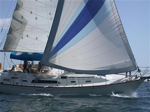 1986 C & C Yachts Landfall 39 in Smiths Falls, Ontario